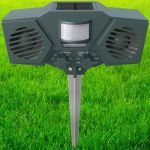 Solar Ultrasonic bird repeller | Bird Repellers στο  SECURETECH