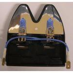 Λάμπες τύπου XENON H3 12V 55W |  XENON STYLE LIGHT BULBS  στο  SECURETECH