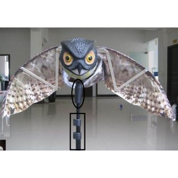 OWL with  Moving Wings | Bird Repellers στο  SECURETECH