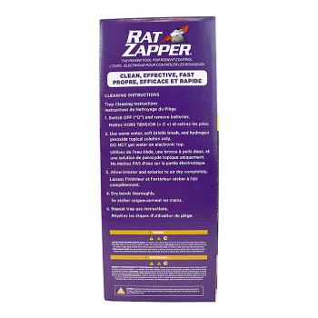 Ηλεκτρονική Παγίδα ποντικιών - αρουραίων Victor RAT ZAPPER | Rodent Repellers στο  SECURETECH