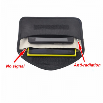 GSM PHONE SIGNAL BLOCKING AND RADIATION SHIELDING DEVICE MAXI for smart phones [CLONE] | Protection items στο  SECURETECH